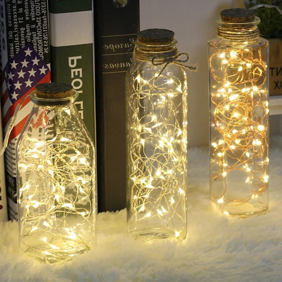 Fairy Glow Multicolor LED String Light