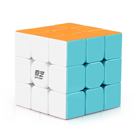 D-FantiX Qiyi Warrior W 3x3x3 Magic Cube Professional