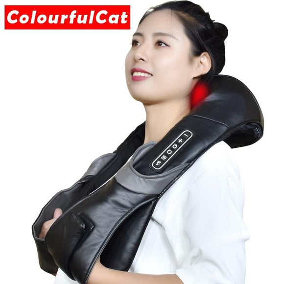 Kneading Neck & Back Massager