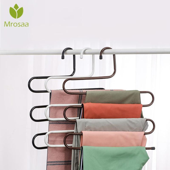 Space Saver Pants Rack