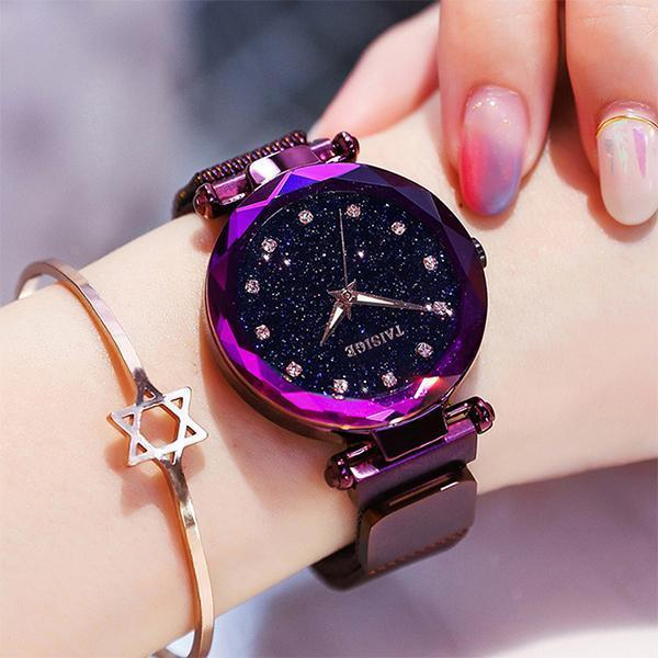2019 New Starry Sky Design Women Watches