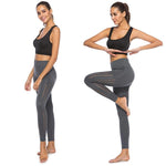 Women Seamless Breathable Yoga Pants