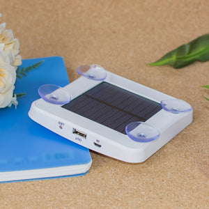Portable Solar Power Charging Station