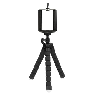 Mini Octopus Style Flexible Tripod for Mobile Smart Phones and Cameras