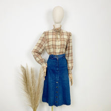 Load image into Gallery viewer, The Amie Denim Skirt