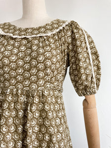 The Farah Blouse
