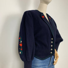 Load image into Gallery viewer, The Climbing Rose Cardigan