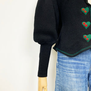 The Queen of Hearts Cardigan