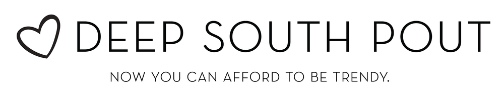 Deep South Pout logo