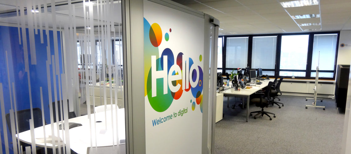 Printed Foam Board Sign