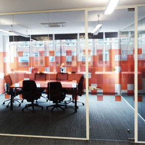 Window Graphics for office windows
