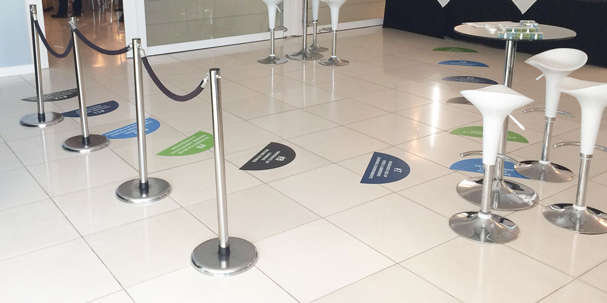 Floor Graphics Vinyl Our Floor Graphics Are Highly