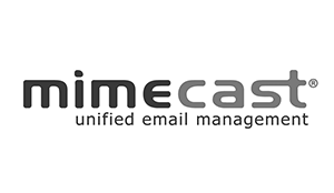 Mimecast Logo, office space design and innovation London