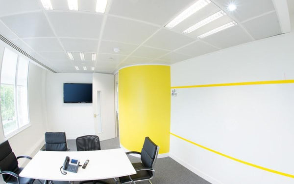 Whiteboard Vinyl Wall Sticker in Office by Vinyl Impression