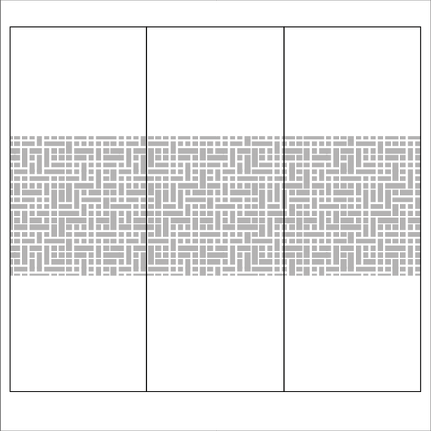 Blocks window design for office window designs
