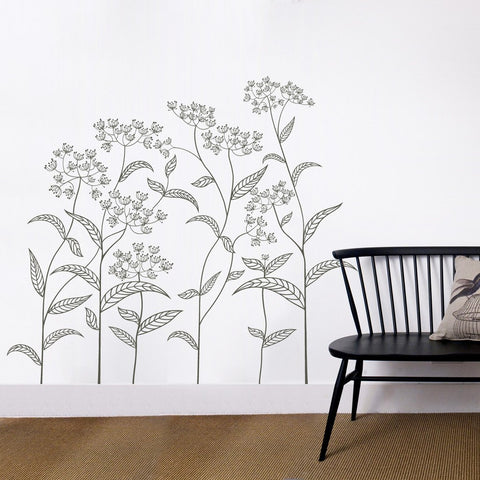 Interior Decor - removable wall stickers