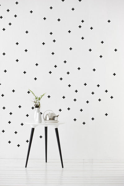 Little Crosses Wall Stickers in  by Vinyl Impression