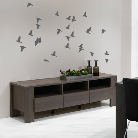 Flock of Birds Wall Sticker By Vinyl Impression
