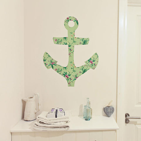 Anchor Wall Sticker by Vinyl Impression