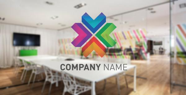 Printed Logo Window Sticker (Frosted) in £100 - £200 by Vinyl Impression