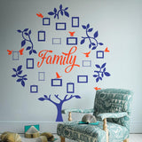 Family Tree in Nature by Vinyl Impression