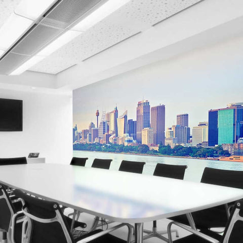 Premium Sydney Harbour Wall Mural (Laminated)