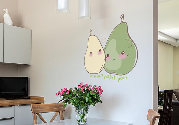 The Perfect Pear in  by Vinyl Impression