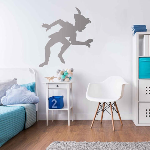 Peter Pan's Shadow Wall Sticker