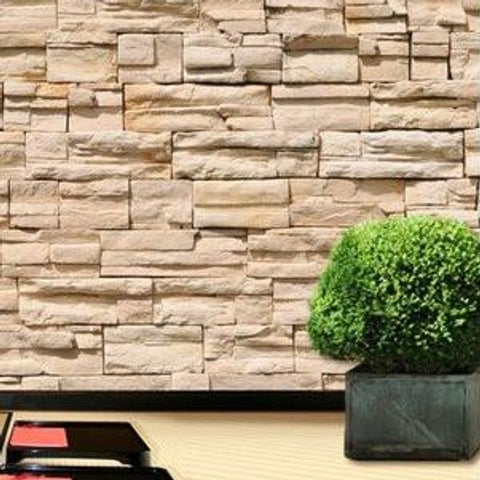 Sand Stone Wall Mural
