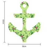 Floral Anchor vinyl wall sticker in All Products by Vinyl Impression