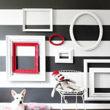 Stripes Wall Sticker in Home by Vinyl Impression
