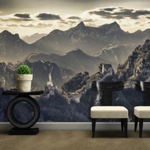 Chinese Wall Mural - By Vinyl Impression