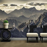 Great wall of China Wall Mural in  by Vinyl Impression