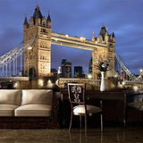 Tower Bridge Wall Mural in  by Vinyl Impression