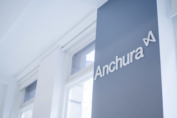 3D Logo Plain Colour Wall Sign Office Graphic in £50 - £100 by Vinyl Impression