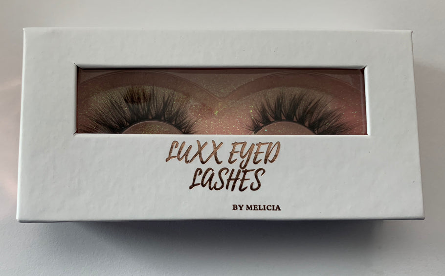 Luxx Eyed Lashes Mystery Boxes & Monthly Subscription