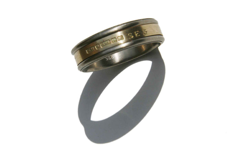 Man's wedding band