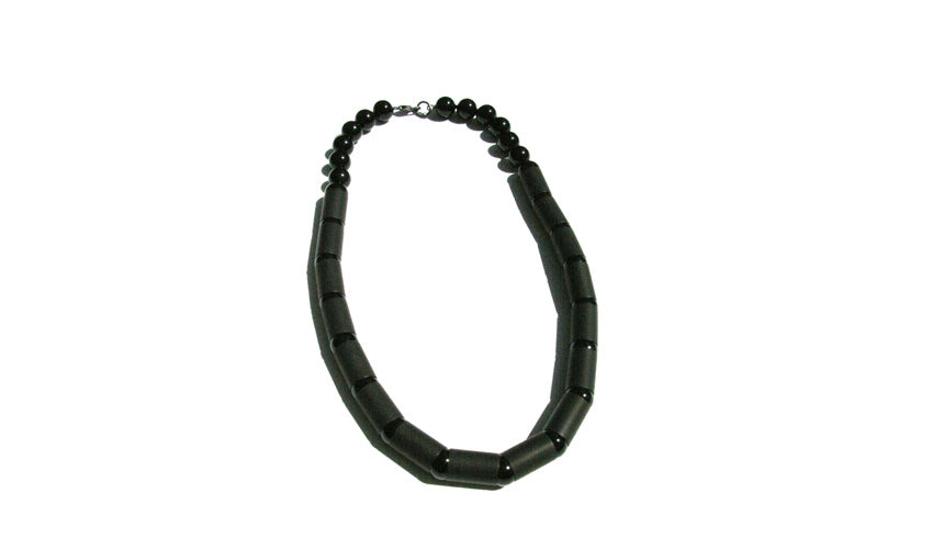 Large articulated necklace