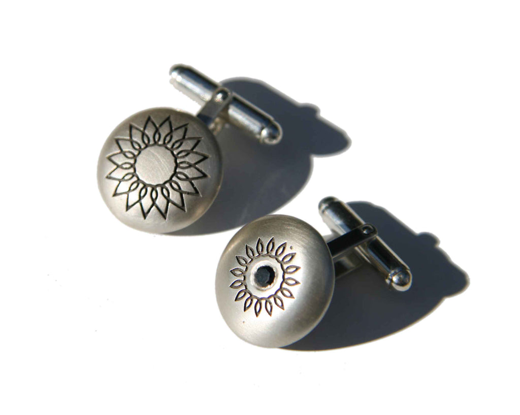 'Ray' Cuff links