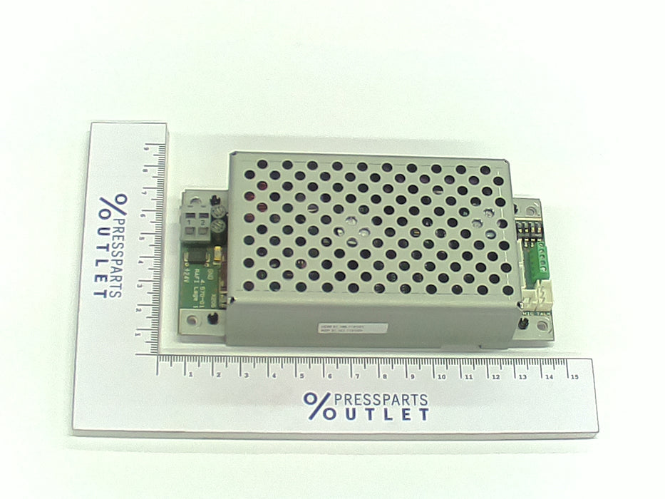 Amplifier module LP VO-Can Sprechanl. - 81.146.1131/01 - Verstärkermodul LP VO-Can Sprechanl.