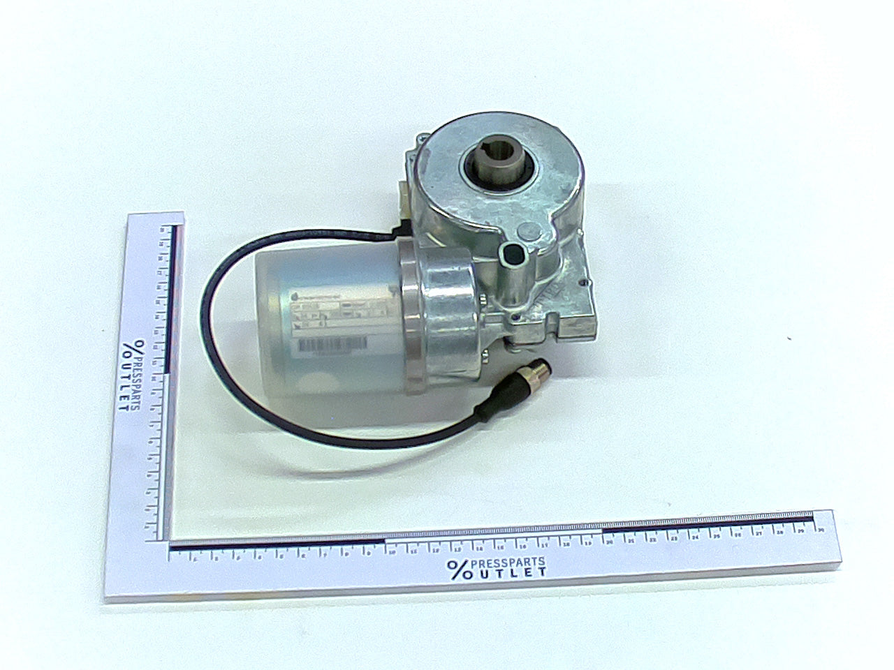 Servo-drive 20Nm 8rpm ipot=1 2mm - 91.105.1171/08 - Stellantrieb 20Nm 8rpm ipot=1 2mm