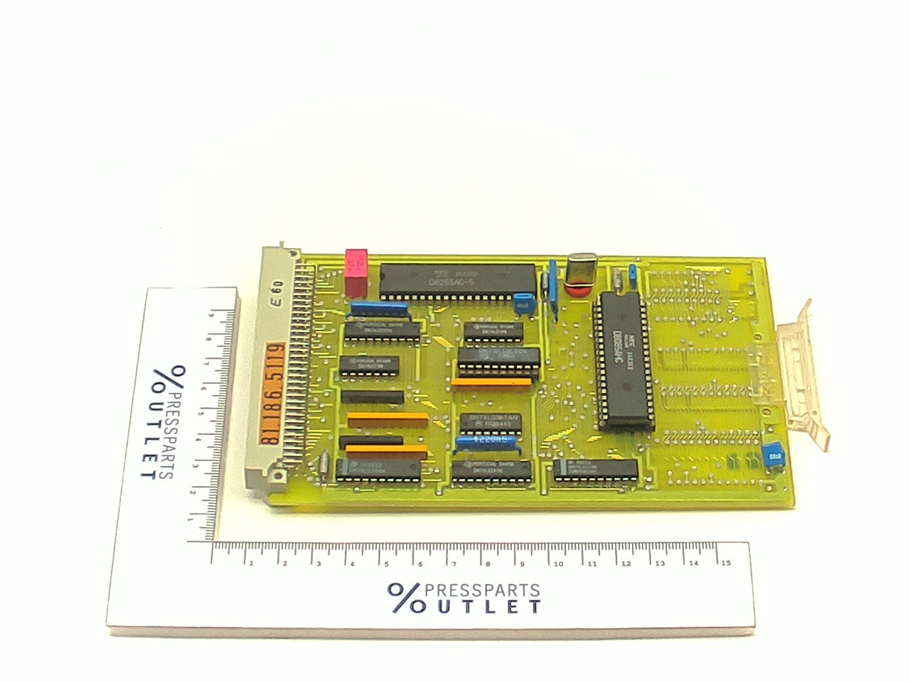Printed circuit board 9605.829 - 81.186.5119/ - Elektronikkarte 9605.829