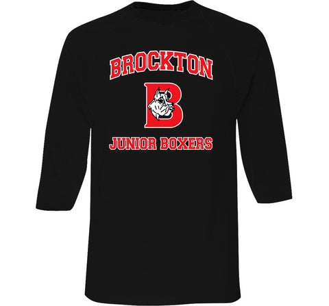 Brockton Junior Boxers Raglan