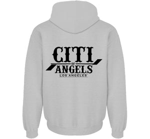 Citi Of Angels Pullover Heather Grey