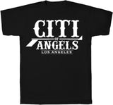 Citi Of Angels Logo Tee Black