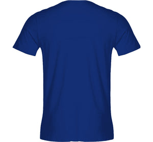 Citi Of Angels Logo Tee Royal Blue