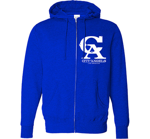 Citi Of Angels Pullover Royal