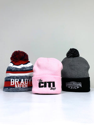 Custom Logo Winter Hats