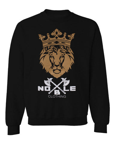 Noble Clothing Noble Lion Crewneck Sweatshirt