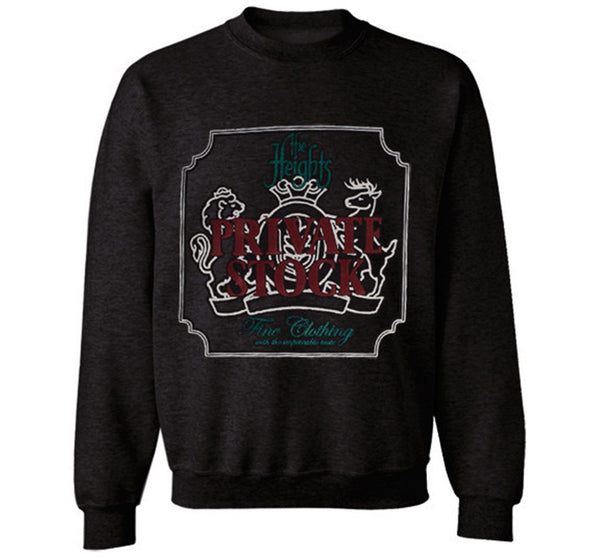 The Heights Private Stock Sweatshirt